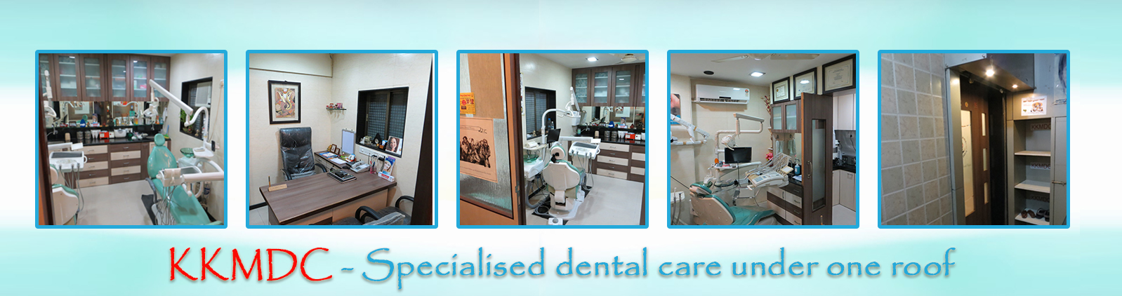 K. k. Memorial Dental Centre Banner